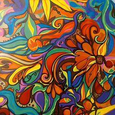 Original piece made for Brenda