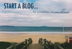 Why you should start a blog + tips on how to get started! Get all the details here!