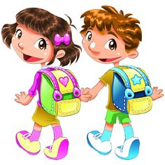 happy kids cartoon png - Carian Google