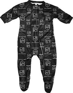 Reebok LA Kings Toddler All Over Coverall - Shop.NHL.com