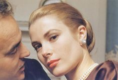 Net Image: Grace Kelly and Prince Rainier of Monaco: Photo ID: . Picture of Grace Kelly and Prince Rainier of Monaco - Latest Grace Kelly and Prince Rainier of Monaco Photo. Monaco As, Albert Von Monaco, Monaco Royal Family, Andrea Casiraghi, Charlotte Casiraghi, Grace Kelly Mode, Grace Kelly Style, Classic Hollywood, Royals