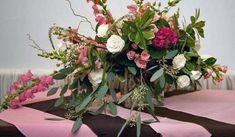 EcoFlora offers organic, environmentally friendly flower arrangements