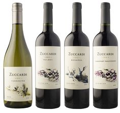 """Zuccardi Serie A - """"Argentina Series"""" - reveals the richness of soils and microclimates of our country, through outstanding wines that express each grape variety. Argentina is the essence and identity of these wines."""