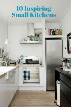 10 Inspiring Small Kitchens | Apartment Therapy