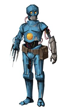 Bollux and blue max Rpg Star Wars, Star Wars Droids, Star Wars Ships, Star Wars Characters Pictures, Star Wars Images, Star Wars Concept Art, Star Wars Fan Art, Anubis, Character Art