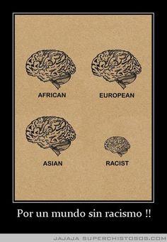 Por Un Mundo Sin Racismo