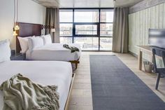 Hoteles recomendados en Nueva York: los mejores alojamientos en Times Square, Downtown, hoteles económicos, Brooklyn y Queens.