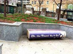 creative bench
