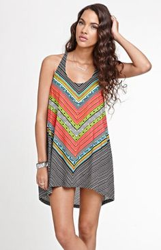 Swimsuit cover up from pac sun, but put a braided belt on it and it could be super cute!