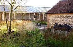 Piet Oudolf » Hauser & Wirth Plant Design, Garden Design, Landscape Architecture, Landscape Design, Formal Gardens, Private Garden, Garden Inspiration, Container Gardening, Garden Plants