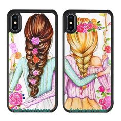 bff Iphone Cases - bff Iphone Cases ideas #bffIphoneCases #bffphoneCases BFF Best Friend Cute Girl Couple Rubber Phone Case Cover For iPhone 6 7 8 X. -  $9.99 End Date: Wednesday Jan-23-2019 19:32:11 PST Buy It Now for only: $9.99 Buy It Now | Add to watch list Bff Iphone Cases, Bff Cases, Cute Phone Cases, Gaming Girl, Ipad Mini, Video Vintage, Friends Phone Case, Coque Iphone 6, Girl Couple