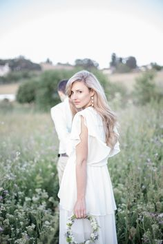 Romantic engagement session from Fortuna Photography