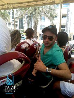 THE BIS BUS DUBAI BEST EXPERIENCE APRIL 2014