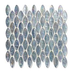 #Sicis #Neoglass S Domes 545 5,1x2,1 cm | Muranoglass | im Angebot auf #bad39.de 67 Euro/Blatt | #Mosaik #Bad #Küche