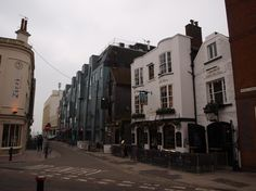 Brighton Streets & Sights