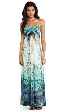 sky Ifrosenia Dress in Blue | REVOLVE