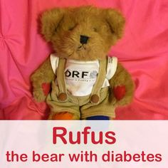 Here is an excerpt from my book Kids First, Diabetes Second. When Q was refusing receiving injections, Rufus the Bear with Diabetes helped her cope. I also discuss giving children with type 1 diabetes choices and when there is no choice.