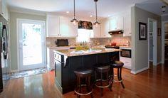 Craftsman style kitchen kustom home design pinterest for Kustom kitchen designs