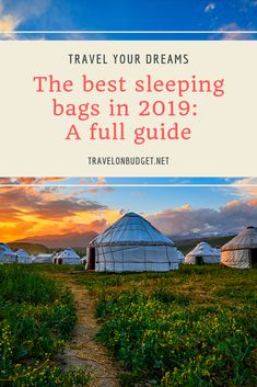 Have you ever spent the night shivering because your sleeping bag was not suited to your needs? Spring or winter, light and compact, down or synthetic, we help you choose the right one. Best Sleeping Bag, Mummy Sleeping Bag, Down Sleeping Bag, Kids Camping Gear, Shape Of Your Body, Winter Light, Travel Gadgets, In 2019, Months In A Year