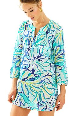 Oasis Tunic Cover-Up