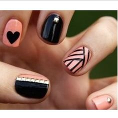 So cute for nails design! ♡