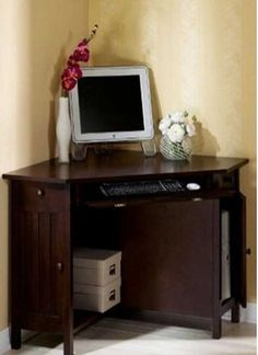 15 Interesting Small Home Computer Desk Images Ideas | Computer ...