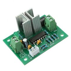 12V-24V Pulse Width PWM DC Motor Speed Switch Controller Regulator Description: Control the speed of a DC motor with this controller Control the light of a lamp with this controller High efficiency, high torque, high power, high heat dissipation With overcurrent protection The high...