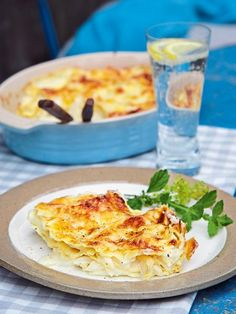 Pasta-Klassiker in der Spargel-Version
