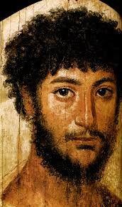 Resultado de imagen para retratos funerarios del-fayum