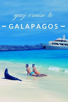 Join the Nomadic Boys for an exclusive luxury cruise to the Galapagos Islands in October 2017