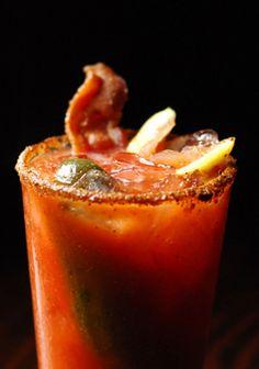 10+Bloody+Delicious+Bloody+Marys  - Redbook.com