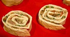 Ορεκτικά: με τόνο και τορτίγιας σε light διάθεση - Pandespani.com Finger Foods, Cookies, Desserts, Tailgate Desserts, Biscuits, Deserts, Finger Food, Dessert, Cookie Recipes