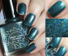 Great Lakes Lacquer - Bleeding Teal