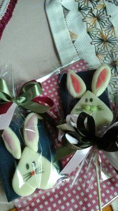 Cajetas de conejos,