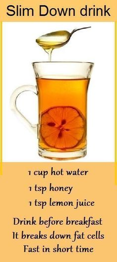 I've actually made this before. The weeks I drink this I actually have more energy and better control over my appetite.