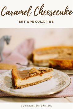 Endlich wird es auf Zuckermoment auch mal ein bisschen weihnachtlich  Heute habe ich einen Cheesecake für euch, bei dem ich mir einen Spekulatiusboden ausgedacht habe, denn Spekulatius ist für mich ein Must-Have in der Vorweihnachtszeit. So lecker! Ergänzt wird der Spekulatius mit Mandeln, einer Frischkäse-Käsekuchen-Masse und sooooooo gutem Karamell aus dem Glas. Heute habe …