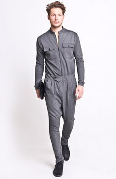 i wasnt totally sold on the mens jumpsuit at first but now its totally grown on me at