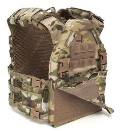 RECON Plattenträger Shooters Cut WARRIOR Shops, Combat Gear, Tactical Vest, Airsoft, Guns, Army, Backpacks, Tactical Vest Carrier, Weapons Guns