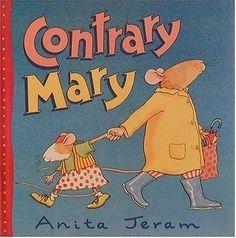 Contrary Mary by Anita Jeram