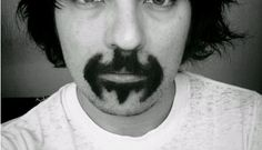 Batman Goatee...