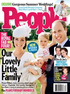 Inside Life at Home with the Fab Royal Family of 4!