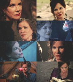 Day who is your least favorite storybrook character and why?: Cora, cuz she is like a mass murderer and she's evil. She gives you the chills! Barbara Hershey, Rose Mcgowan, Regina Mills, Daughter Love, Queen Of Hearts, Celebs, Celebrities, Ouat, Once Upon A Time