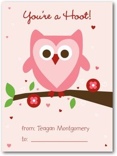 Owl for use with 1st birthday invites
