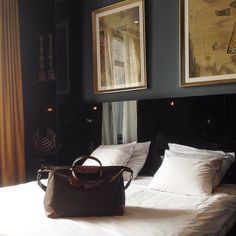 Second stop of our NightNight trip in Antwerpen at the cool Les Nuits Hotel  @hotellesnuits  Our room was a modern boudoir with stylish ornaments but each of them has its own style Besides you're right in the middle of the city center!