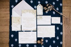 #paper-goods  Photography + Design: Jen Dillender Photography - jendillenderphotography.com Event Planning: Embellished Weddings - embellishedweddingsok.com Floral Design: Birdie - thebirdiesnest.com/  Read More: http://stylemepretty.com/2013/06/18/spring-inspired-photo-shoot-from-jen-dillender-photography-embellished-weddings/