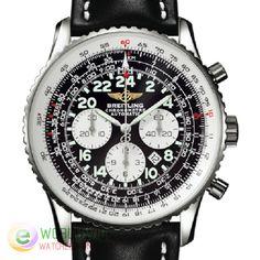 Replica Breitling Navitimer Collection Cosmonaute 413 Men Watch $179.00 http://www.worldwidewatchesbrands.com/replica-breitling-navitimer-collection-cosmonaute-413-men-watch-p-651.html