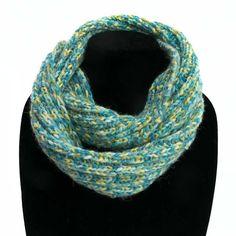 Seafoam (Rib) - Handmade by Primrose Cowls, Sea Foam, Infinity, Scarves, Warm, Handmade, Fashion, Scarfs, Moda