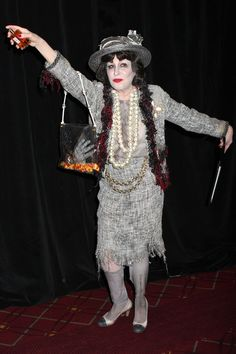 Celebrity Halloween Costume Inspiration pictures and photos (Vogue.com UK)