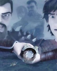 Viggo, Hiccup and their fight for the dragon eye... this represents exactly how it is, well was, lets find out on the fifth season