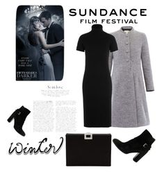 """""""Sundance Film Festival"""" by gakkyy0611 ❤ liked on Polyvore featuring Michael Kors, Chanel and Roger Vivier"""